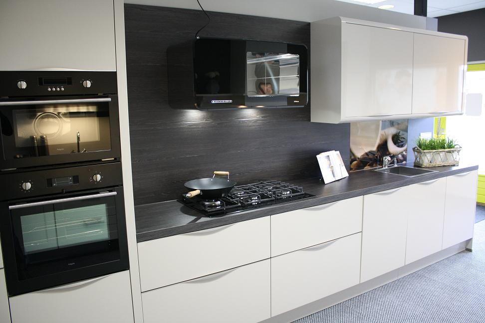 Keuken Kleur Sahara : keukenwinkel van Nederland Design Keuken recht (Nolte Spot) [40890