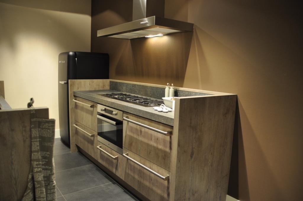 De grootste en voordeligste keukenwinkel van nederland keller rustic oak - Gezellige keuken ...