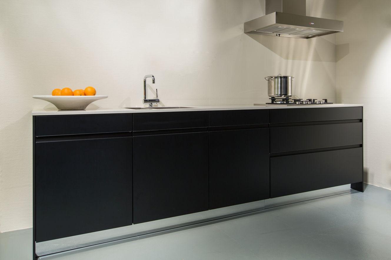 Siematic Keuken Onderdelen : Zwarte siematic keuken u informatie over de keuken