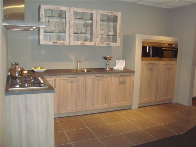 Keuken Steigerhout Zelf Maken : keukenwinkel van Nederland Design steigerhouten keuken [47073