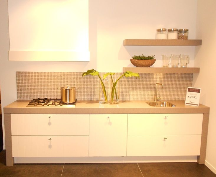 Keuken Plint Profiel : keukenwinkel van Nederland Modern landelijke keuken [46088