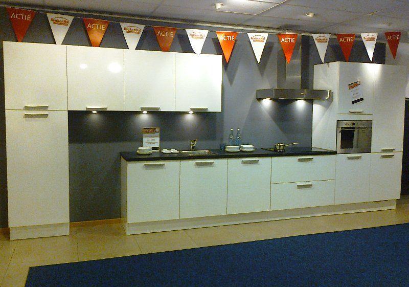 Design Witte Keuken : keukenkorting nl De grootste en voordeligste