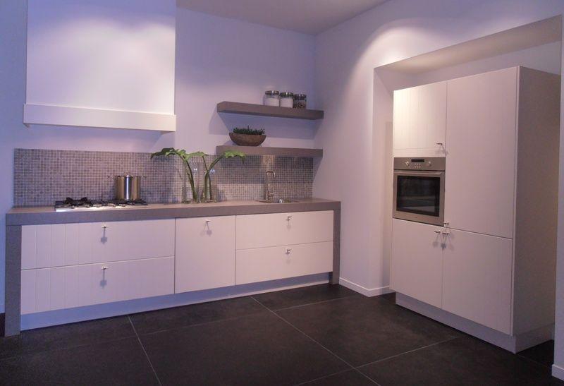 Een Modern Landelijke Keuken : ... keukenwinkel van Nederland Modern ...