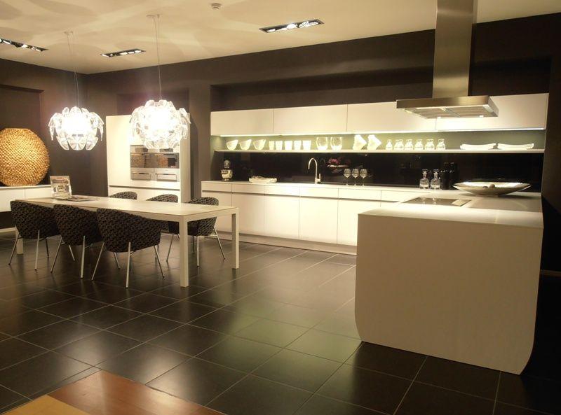 Siematic Keuken Corian : keukenwinkel van Nederland SieMatic 6006 hoekopstelling [45820