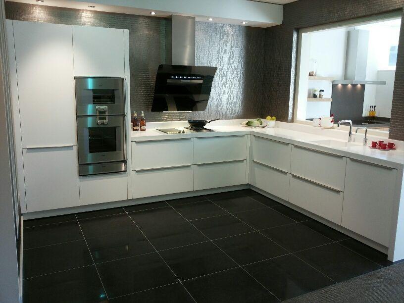 Afbeeldingen van moderne keukens stijl keuken landelijk stoer of modern - Afbeelding moderne keuken ...