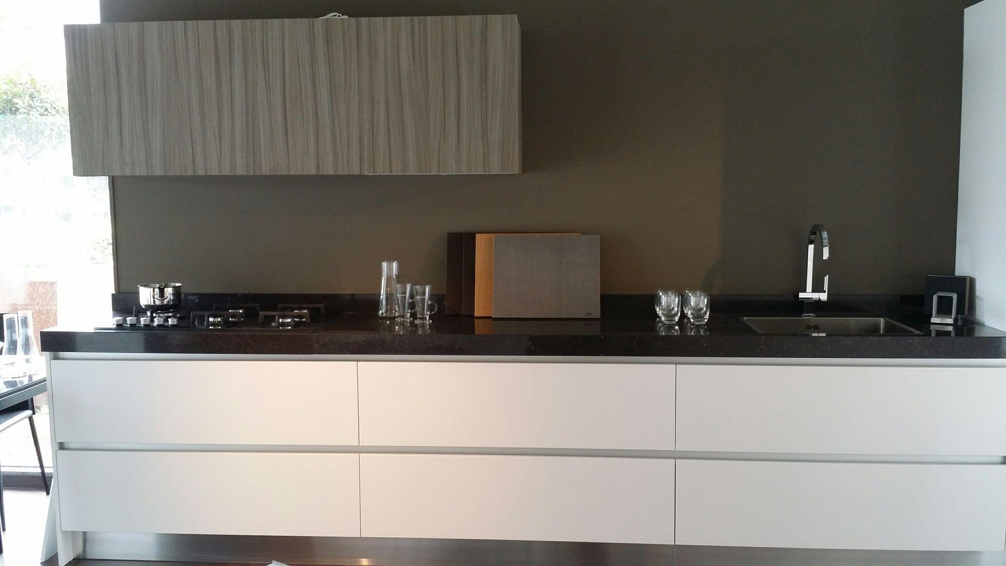 Keuken Wit Mat : van Nederland Aster Cucine model Atelier mat wit [47839